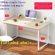De Oficina кровать Меса ноутбук Escritorio Escrivaninha офисная мебель ноутбук Tablo прикроватный компьютерный стол учебный стол(Китай)