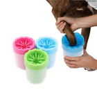 Cleaner Soft Gentle Silicone Portable Pet Foot Washer Cup Clean Brush Quickly Washer Dirty Cat Foot Cleaning Brush Cat Paw Wash
