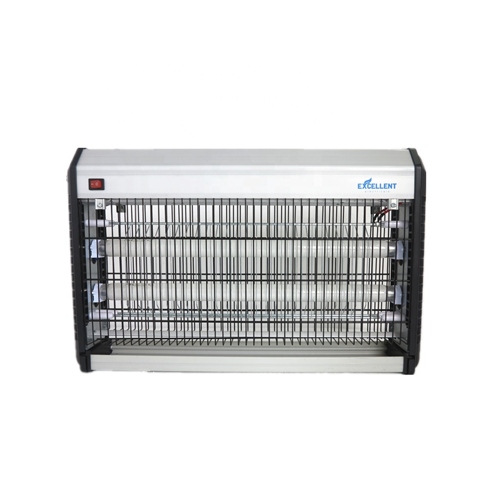 Factory wholesale 100sqm high efficiency aluminum electronic mosquito killer trap lamp