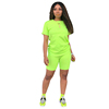 Polyester-Fluorescent green