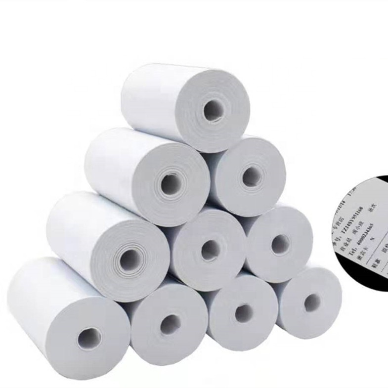 Jepod High Quality Thermal Printing <strong>Paper</strong> 57*30/40/50/60mm 80x80/70/60/50mm Photo Receipt Printing <strong>Paper</strong> Without Bisphenol A