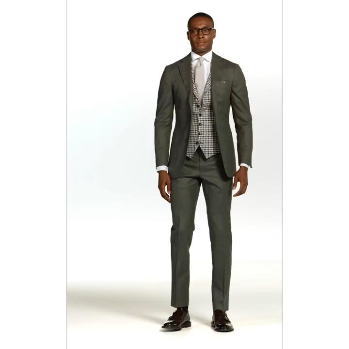 High品質mtmカスタム男性のスーツTUXEDOフォーマルビジネスブルーデザインスーツBlazer Jacketsブルーコートパンツスーツ