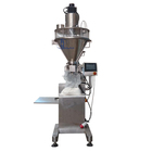 auger filler prebag automatic the small bag powder packing machine can filling
