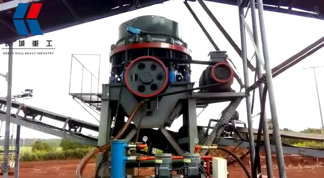 3 4.25 5.5 7 ft / Feet Cone Crusher With ISO CE Certificate
