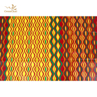Wankai 2020 New Arrive Wholesale Plain Customized Stretch Fabric 100% Cotton African Wax Print Fabric Polyester/ Cotton Fabric