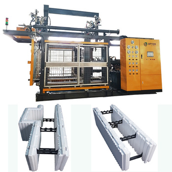 Hot sale EPS ICF building block architectural moulding machines for construction