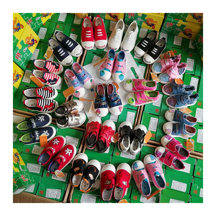 Wholesale canvas toddler baby shoes in bulk