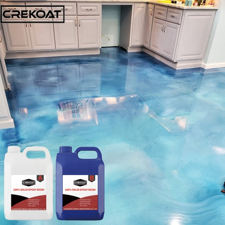 Epoxy Flooring Tile Floor