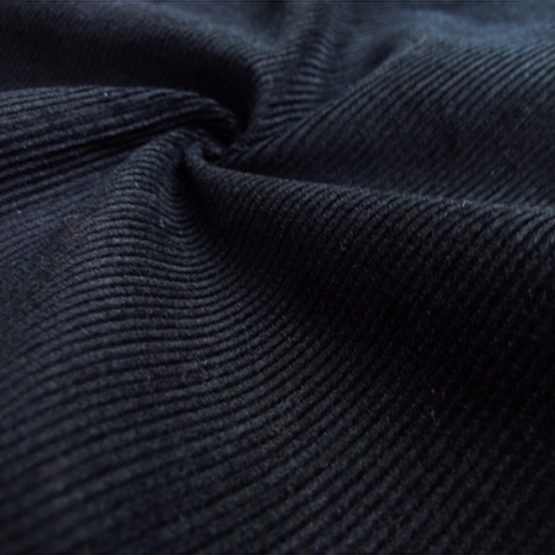 Woven skin-friendly 100% cotton dying corduroy fabric for clothing