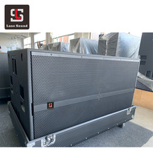 Sub 9006-Sebagai Dual <span class=keywords><strong>18</strong></span> <span class=keywords><strong>Inch</strong></span> Aktif Daya Tinggi <span class=keywords><strong>Subwoofer</strong></span> HDL20 RCF Line Array