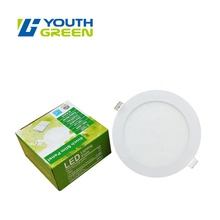 6 นิ้ว 12W LED แผง ETL CETL ES listed IC Slim downlight หม้อไฟ LED LIGHT