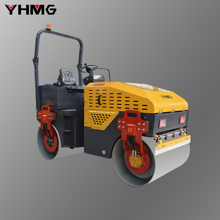 Vibrations 3140kg Road Roller