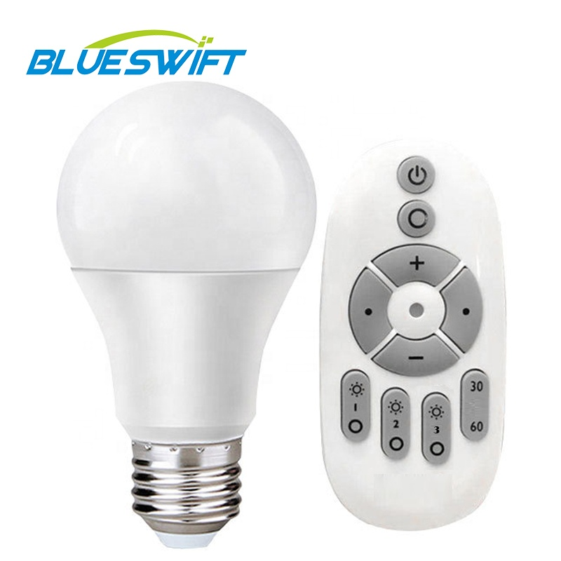 A60 E27 Lampara Led 5W 9W 12W Dimmable LED Bulb Light