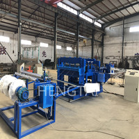professional customized brick force rolls making machine