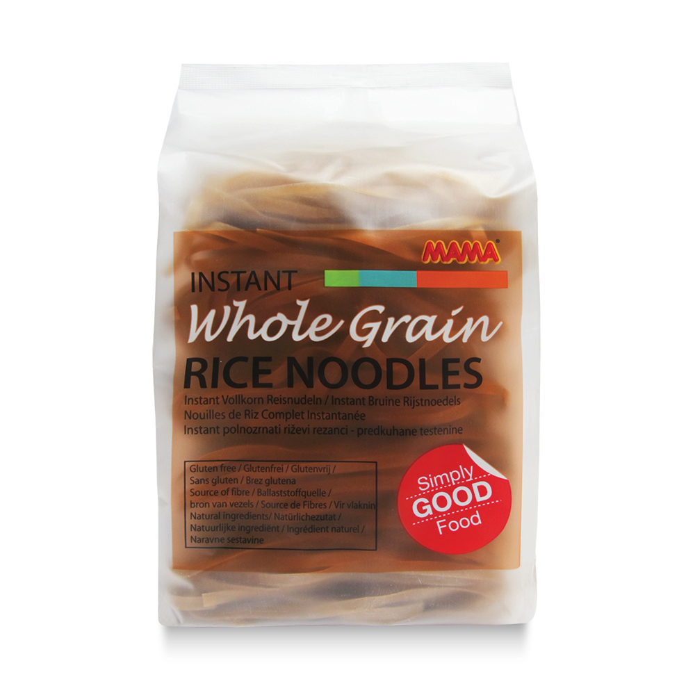 Mama Instant Whole Grain Rice Noodles 225g From Thailand Imported