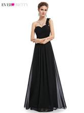 Свадебные платья невесты мода женщины фиолетовый цветы одно плечо шифон мягкий длинные 2016 де феста лонго 9768 Платья невесты(Китай)