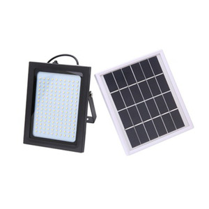 Energy Saving Dimmable Warm White Spotlight 20W Solar Led Floodlight With Motion Sensor