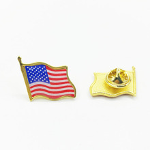 Custom epoxy metall <span class=keywords><strong>USA</strong></span> uns land nationalen amerikanischen flagge <span class=keywords><strong>revers</strong></span> pin