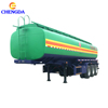 Heavy Fuel Oil Transport Trailer Truck