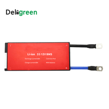 <span class=keywords><strong>Deligreen</strong></span> 防水 3S 12V lifepo4 lincm 80A 100A 200A 高電流バッテリー bms pcb