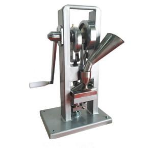 Manual Single punch tablet press Candy Sugar press machine price TDP-0