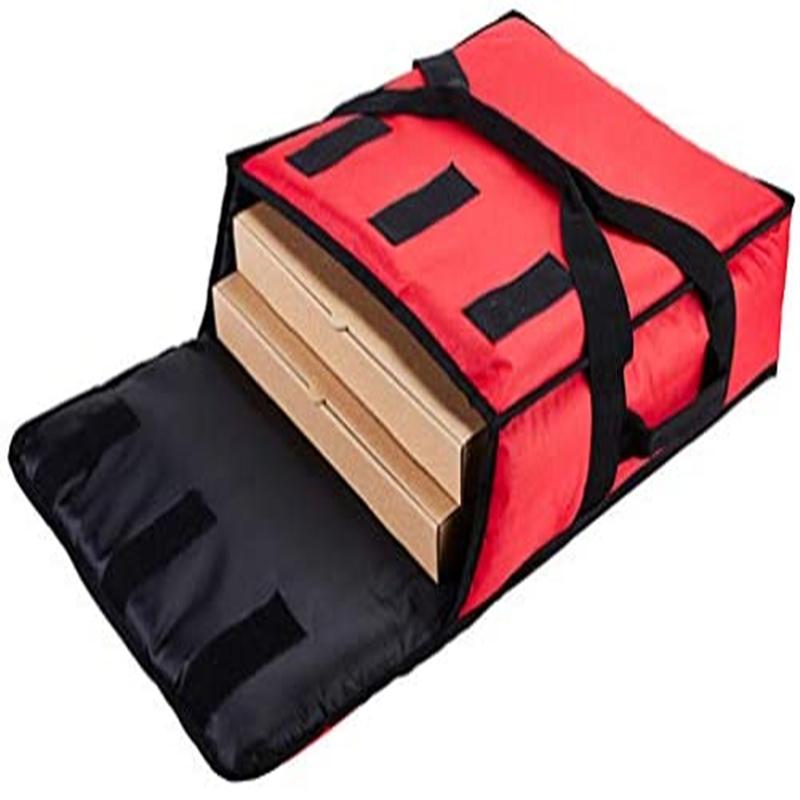 Stokta. Pizza taşıma çantası. 3-5 Pizza Boxes. Yalıtımlı Pizza taşıma çantası teslimat çantası. Oem müşteri logosu