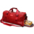 Leather  Travelling bag Duffel Bag Holdall Weekend Gym Travel Bag with shoes compartment
