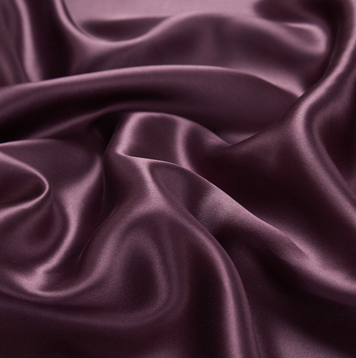 Wholesale 16/19/22 MM Italian Washable 100% Mulberry Pure Natural Silk Fabric For Clothing or pillowcase