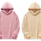 Hoodie Cotton Plain Hoodies Wholesale Fashion Plain Street Style Sweatshirts Personalised No Label Cotton Mens Blank Hoodie