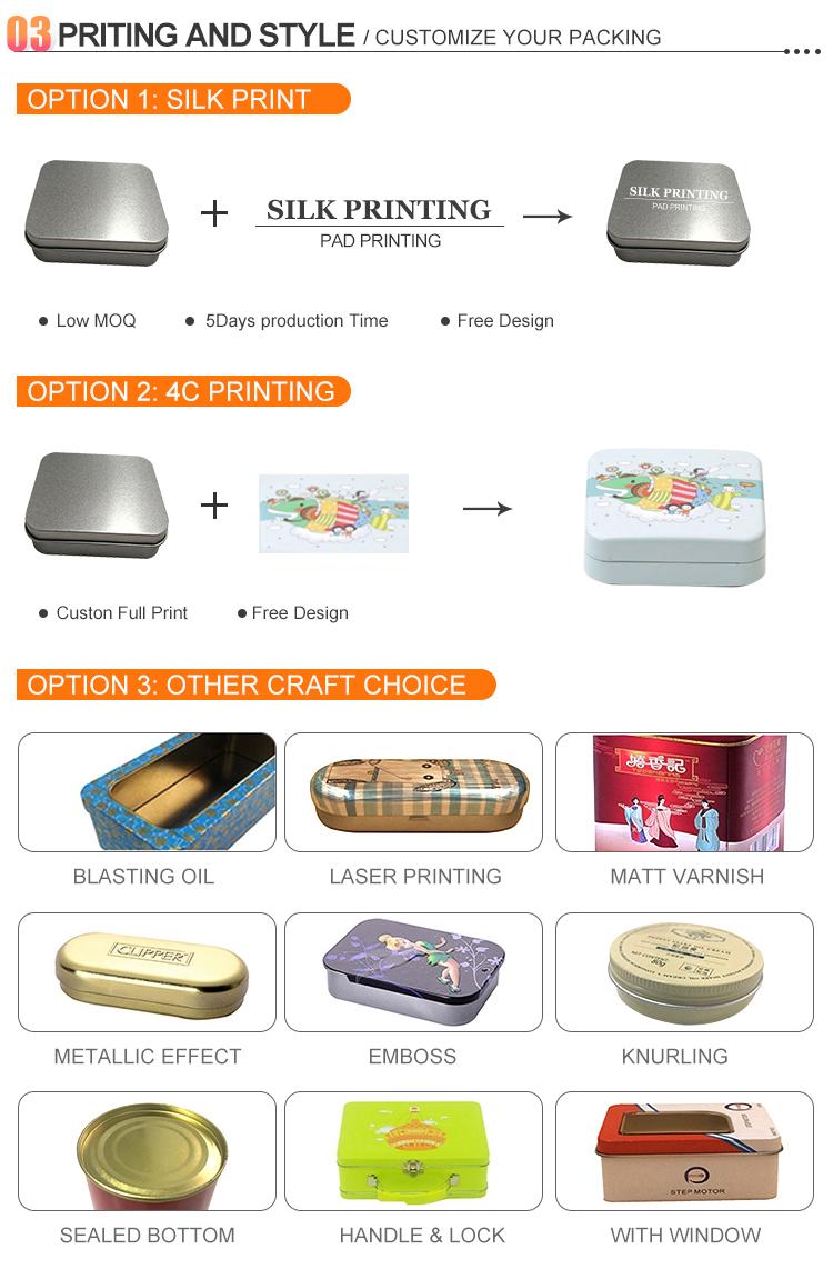 Nach 50ml 60ml 100ml 150ml Gold Metall Kosmetische Aluminium Creme Gläser Dosen Können