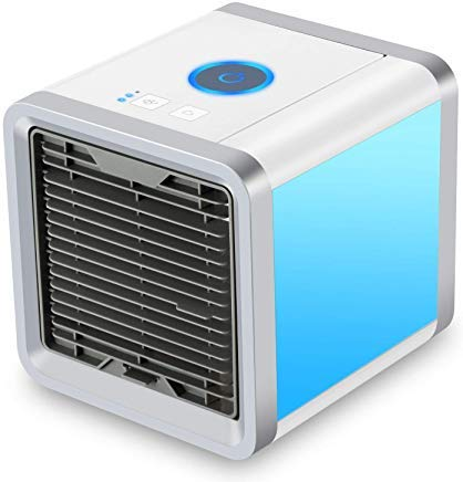 Amazon Hot Sale Mini Air Conditioner Personal Space USB Small Portable Air Cooler