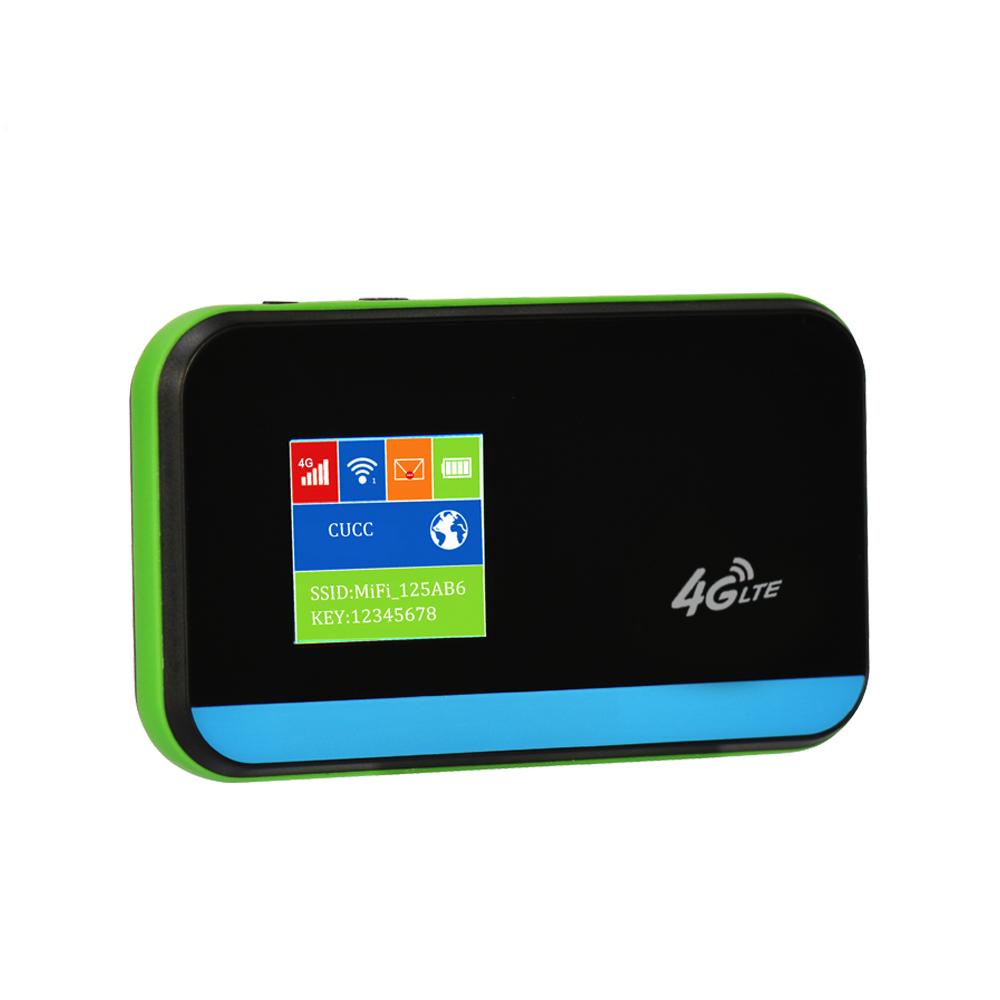 Portable Wireless Router Telecom 3G Internet Card EVDO Car Mobile WiFi Hotspots