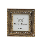Metal Decoration Photo Wholesale High Quality Cheap Metal Home Decoration Square Frames for Photo