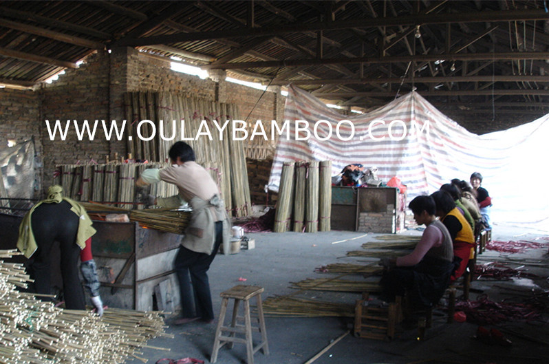 20~30mm bamboo poles
