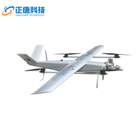 CL-11A line patrol vtol fixed wing drones professional long distance gasoline avion