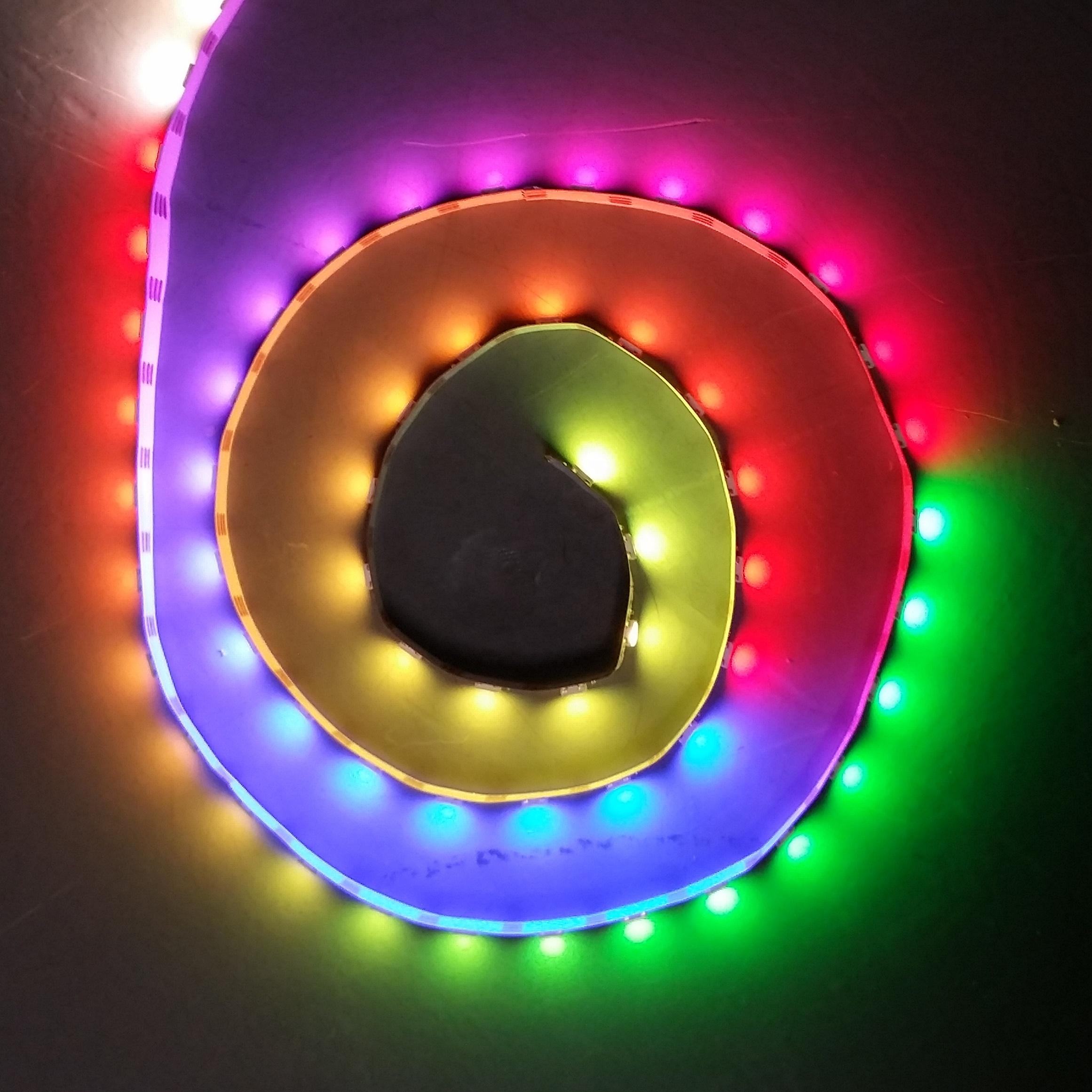 digital led strips rgb rgbw programmable strips full color led light strips ws2811 rgb digital strips white addressable strips