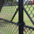 High Quality hot dipped galvanized diamond wire mesh used chain link fence for Zoo, Park, basketball court, tenis court