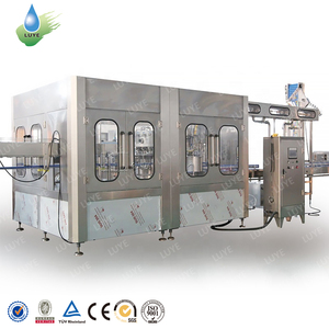 High quality carbonated beverage filling machine used full automatic small drink automaticalutminum cans soft csd co2