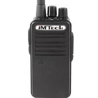 cheap dmr radio ham radio with ssb High quality FCC 5 Watts military portable handy hf radio JM-D305