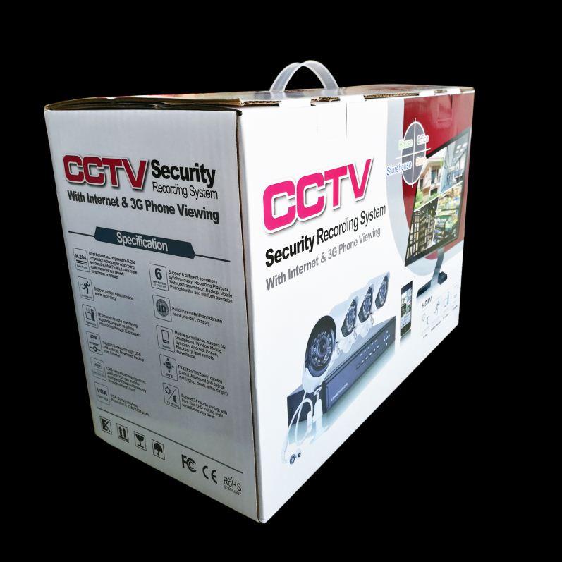 HD P2P Security System 1080P POE Bullet IP Camera NVR KIT 8 Cameras use XMEYE APP