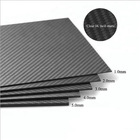 Carbon Fiber Sheet Manufacture Good Quality Carbon Fiber Sheet Carbon Fiber Circle Sheet Forged Carbon Fiber Sheet