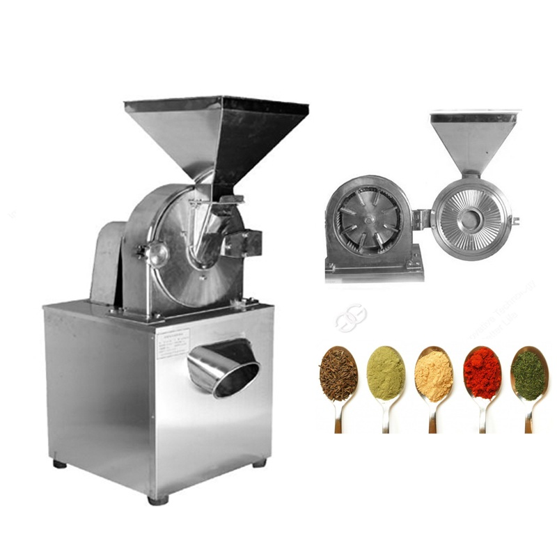 Industrial Factory Price Masala Grader Pepper Milling Spice Mill Powder Crushing Grains Grinder Sugar Salt Grinding Machine