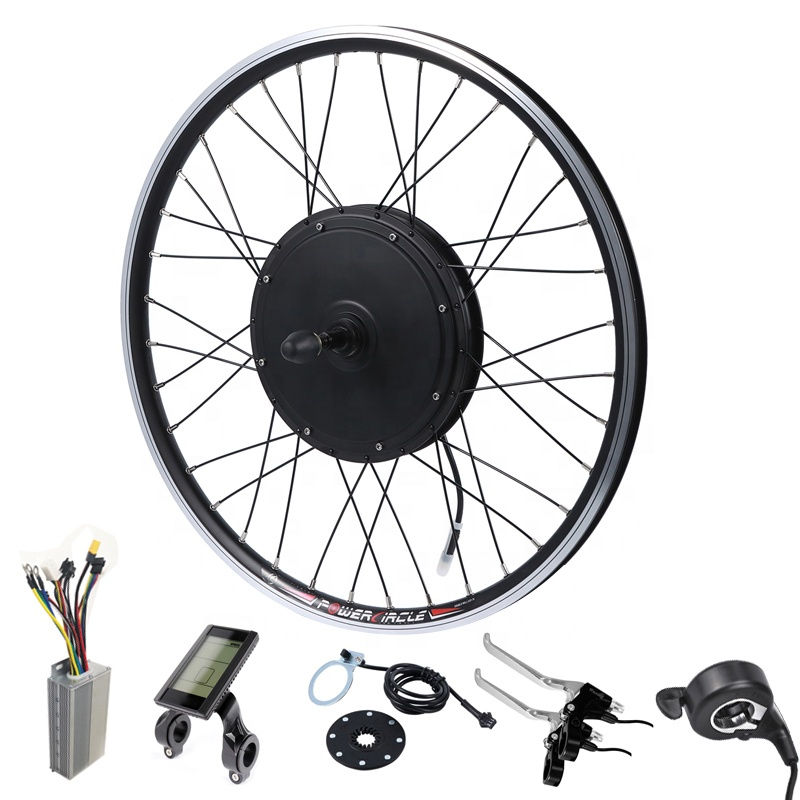 48v 1000w cheap electric bike conversion kit with lithium battery for ebike