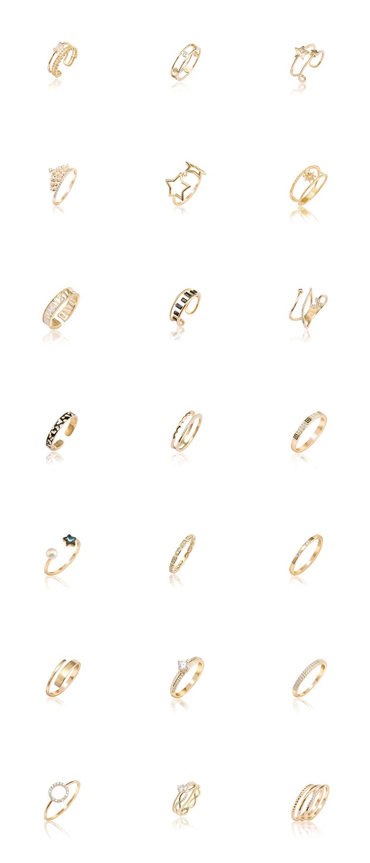Natuurlijke Edelsteen Sterling 925 Zilver Goud Gemstone Paar Bruiloft Sieraden Vrouwen Ringen