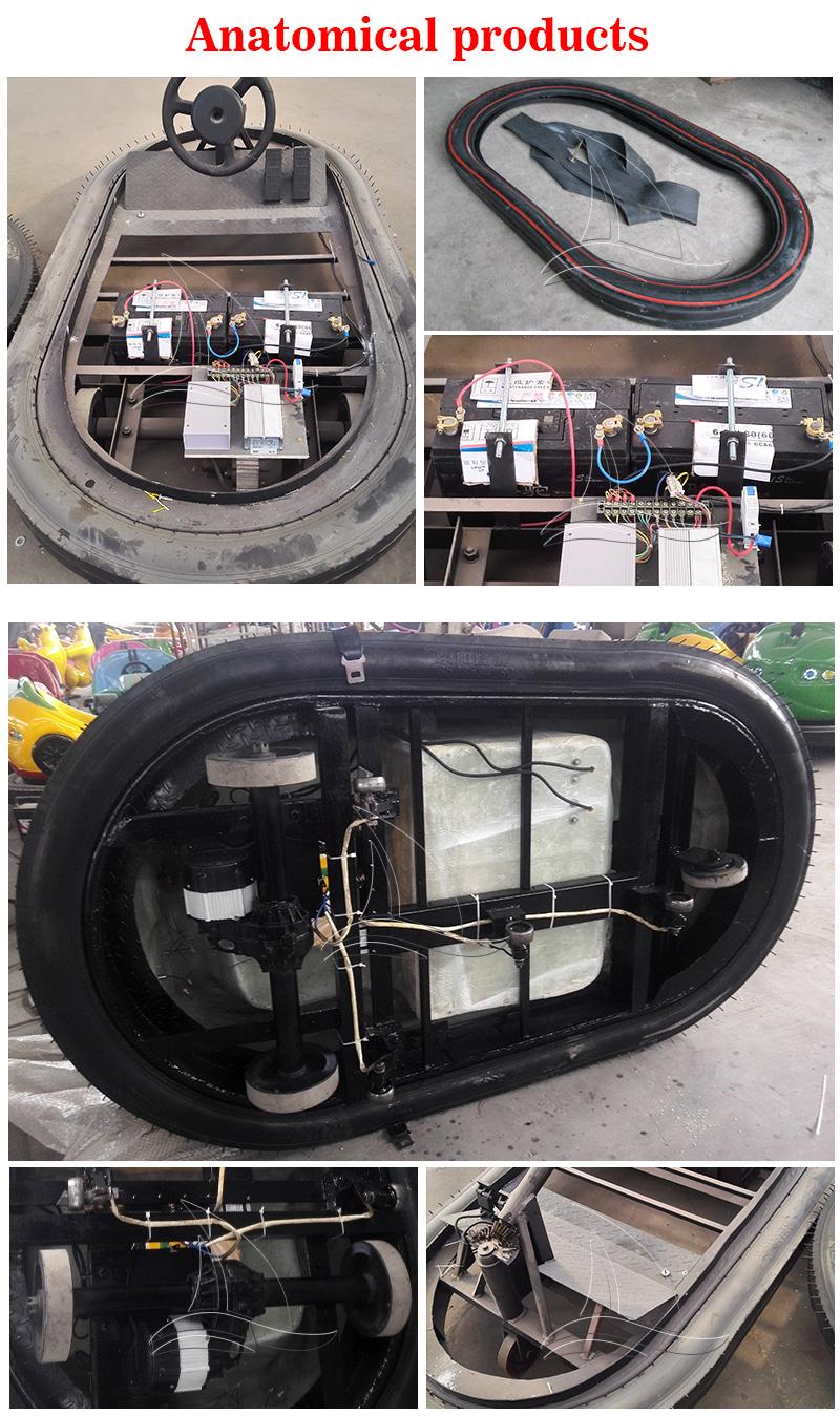 2020 China neueste elektrische batterie autoscooter, schöne design autoscooter