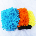 factory supply wholesale car wash cleaning gloves black