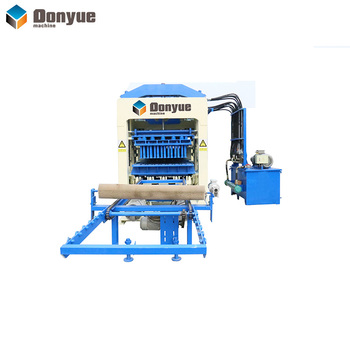 brick making machine interlock for small business manufacturing machines