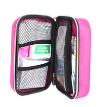 Basic Empty Medical Mini Small Emergency Survival Eva Travel Bag For Pet Kid Car First Aid Kit Bags