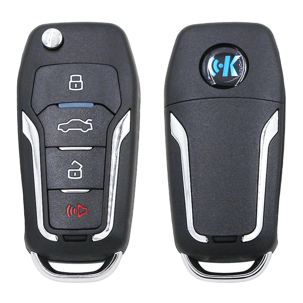 KEYDIY Universal KD Remote B12-4 for KD-X2 KD900 Mini KD Car Key Control Remoto Controle Replacement Wholesale
