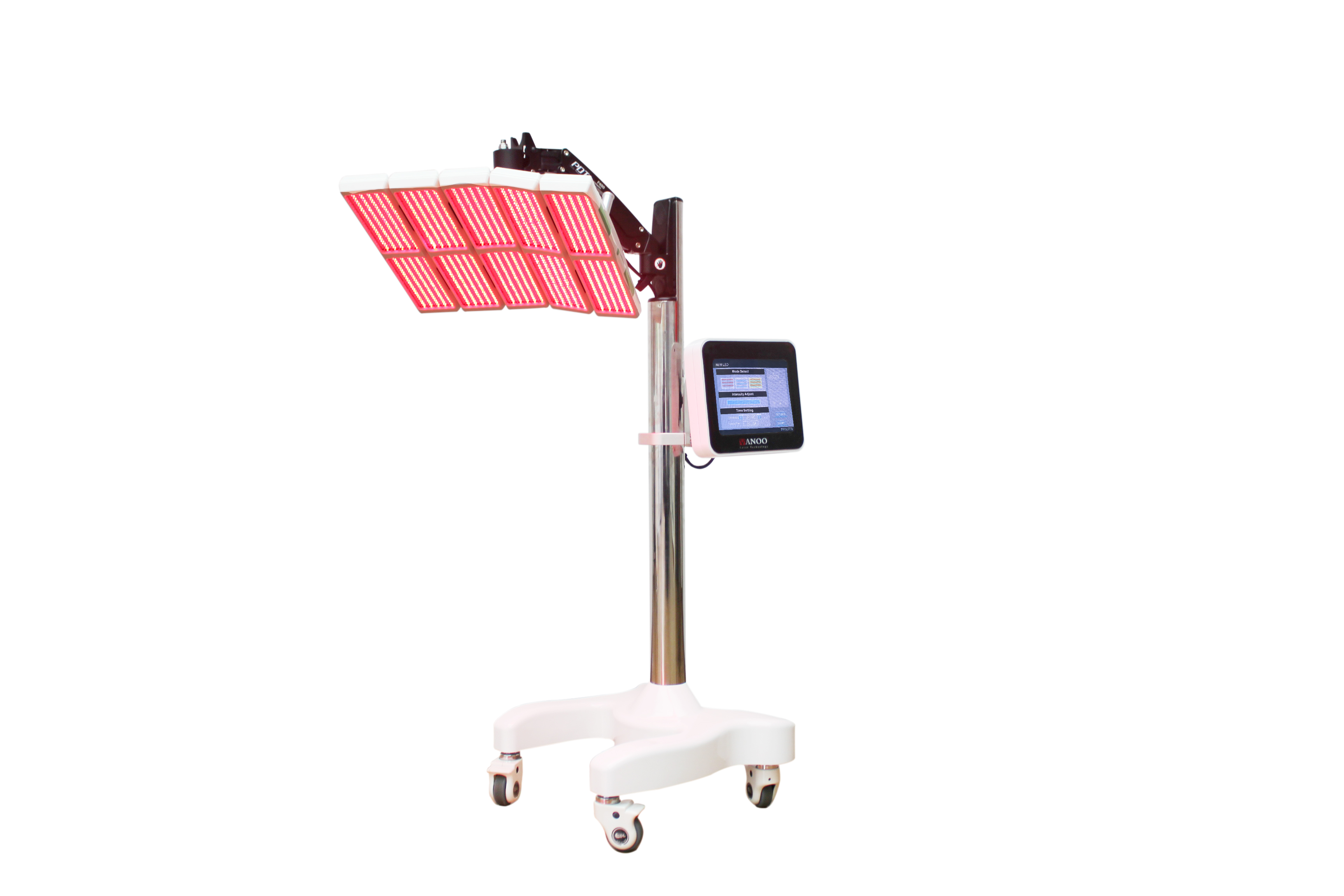 ISO 13485 approval Skin Rejuvenation LED PDT bio-light therapy 3 color lights led facial and whole body PDT for salon use